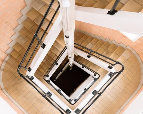 Vuurtoren trappenhuis - kopie