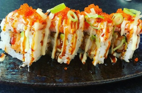 sushi house harlingen